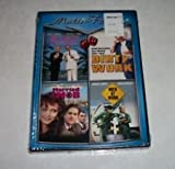 Four Movie Collection - Dirty Rotten Scoundrels, Dirty Work, Married to the Mob, Men At Work