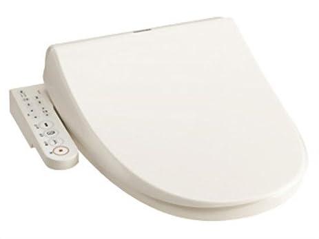 best japanese toilet seat. TOSHIBA Warm water washing toilet seat Cleanwash Pastel Ivory SCS T160