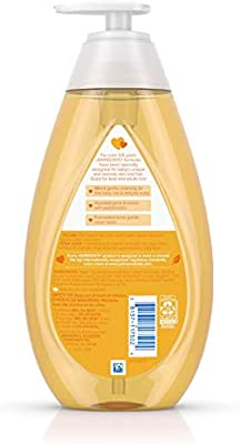 Johnson's Tear Free Baby Shampoo, Free of Parabens, Phthalates, Sulfates and Dyes, 20.3 fl. oz