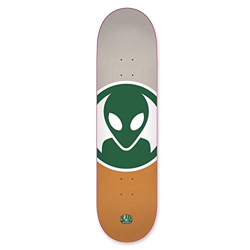 Alien Workshop Skateboard Deck Dot Logo ()