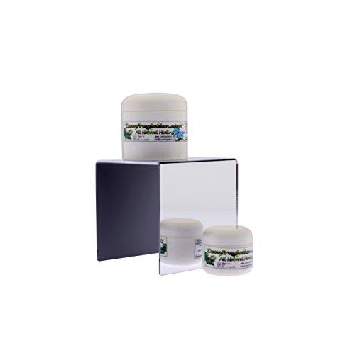 Marketing Holders Mirror Riser Display 3'' x 3'' Jewelry Holder (Pack of 24) by Marketing Holders