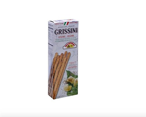 Granforno Breadsticks (Granforno Grissini Breadsticks - Sesame - 4.4 oz (3 pack))
