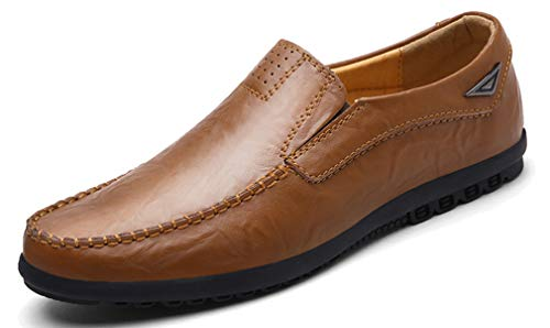 Uomo Brown 40 Slippers Marrone Femaroly EU qtF1wy5v