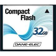 Canon EOS Rebel Digital XT Digital Camera Memory Card 32GB CompactFlash Memory Card by Dane-Elec