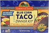 Garden Of Eatin Taco Dinner Kit Blue Organic, 9.4 oz