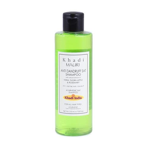 Khadi Mauri Herbals Anti Dandruff Herbal Shampoo, 210ml