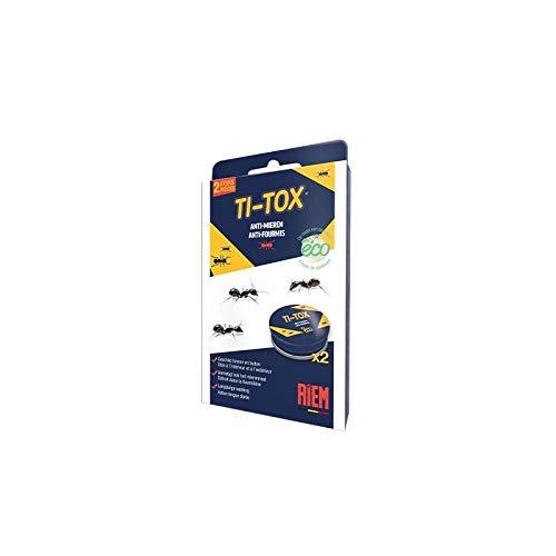 Ti-Tox Anti-mieren – Insecticide lokdoos – RIEM