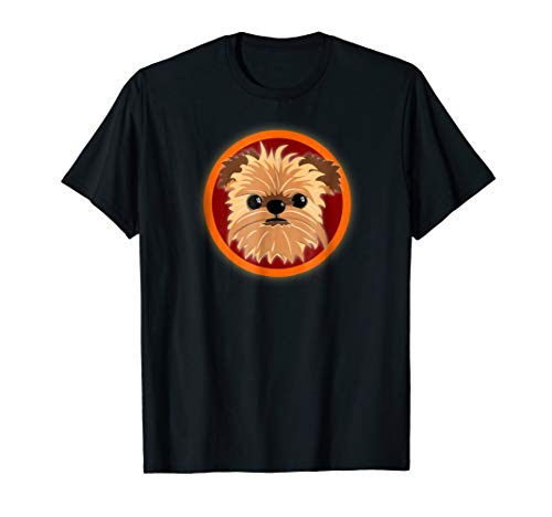 Brussles Griffon Coat of Arms | Funny Brussels Griffon gift