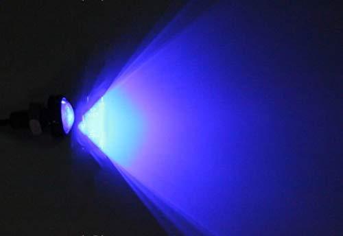 VDT. 4PCS LED Boat Light Waterproof Outrigger Spreader Transom Underwater Troll Marine Dock Night Light (Outrigger Spreader)