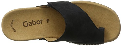 Gabor Ladies Muli Moda Blu (nightblue 16)