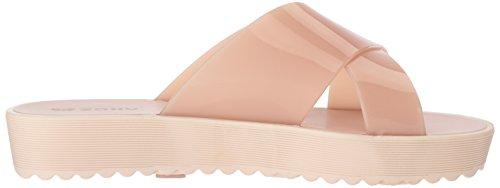 Zaxy Nude Sandal Clubber Slide Women's r07wfqY4r