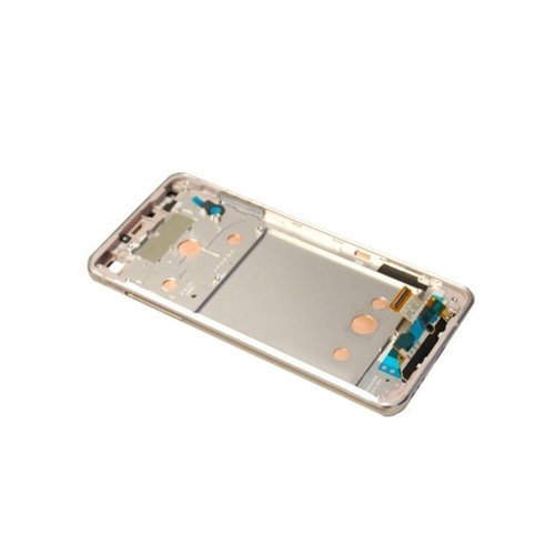 LCD display Digitizer Touch Screen Assembly For LG G6 H870 H871 H872 LS993 VS998 (White w/ Frame)
