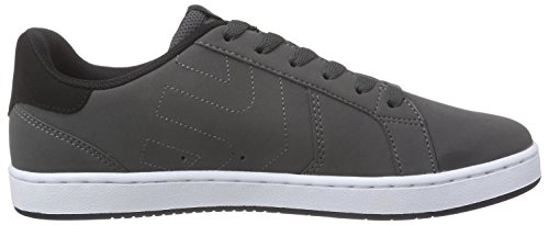 EtniesFADER LS - Zapatillas de Skateboard Hombre Gris - Grau (029/DARK GREY/BLACK/WHITE)