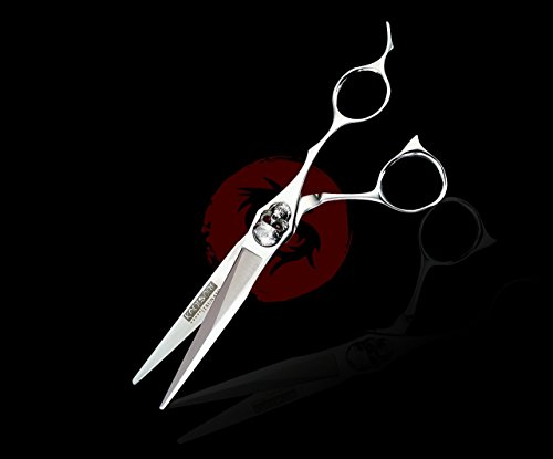 Kamisori Tsunami 5.5'' Hair Cutting Shear / Scissor (T-1) - Molybdenum Japanese Steel -Authorized Distributor by KAMISORI
