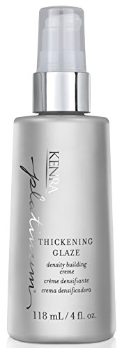 Kenra Thickening Spray - Kenra Platinum Thickening Glaze, 4-Ounce