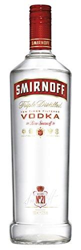 Smirnoff Red Label Vodka (1 x 1 l)