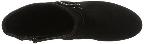 Gabor Vrouwen Comfortabele Sportlaarzen Zwart (47 Zwart (micro))