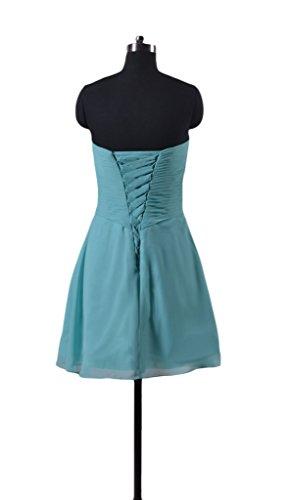 amp; Gray BM990 Gown Chiffon 55 Gown Short DaisyFormals Strapless Assymetric Sexy 51wx8Z1qRv