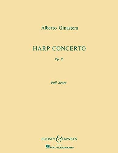 Read Online Harp Concerto, Op. 25 PDF