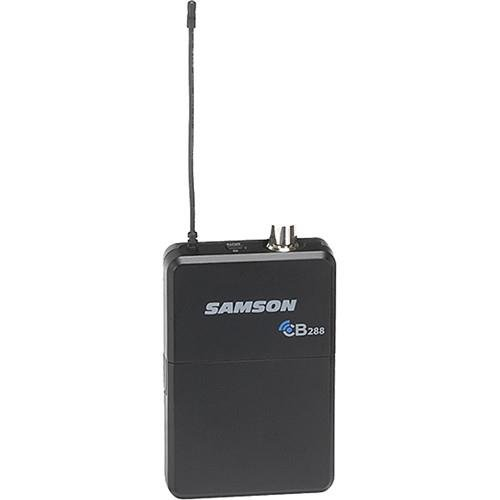 Samson CB288 Beltpack Transmitter for Concert 288 Wireless System, Band I, Channel A: 518-542MHz by Samson Technologies