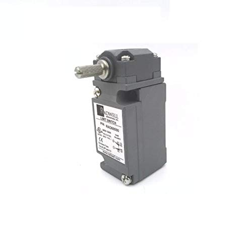 - RADWELL VERIFIED SUBSTITUTE 802T-AP-SUB Replacement of Allen Bradley 802T-AP, Limit Switch - Heavy Duty SPDT Rotary Head 1NO/1NC Standard PRETRAVEL Limit Switch - Switch Body Parts NOT INTERCHANGEABL
