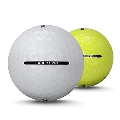 RAM Golf Laser Spin Golf Balls - Incredible Value Golf Balls