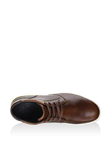 Timberland Leather Chukka Wheat, Botines para Hombre Marrón
