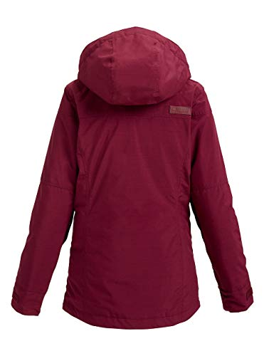 Royal Heather Femme Port Snowboard Set Jet Burton Veste De nq6AZ08qw