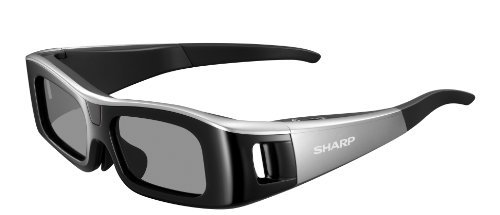 sharp 3d glasses aquos - 7