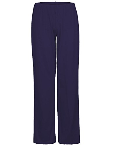 RÖSCH Pijama 100 % algodón Ropa cómoda Mujer