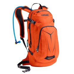 Camelbak Men's M.U.L.E. 100 oz Mountain Bike Pack,Orange,One