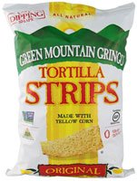 - Green Mountain Gringo Tortilla Strips Original - 8 oz