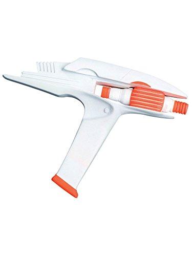 Rubie's Costume Star Trek Into The Darkness Phaser Gun, White/Orange, One Size