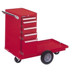 "Kennedy Manufacturing 435XR 43"" 5-Drawer Versa-Cart"