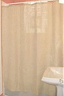 Bean Products Hemp Shower Curtain Size 70
