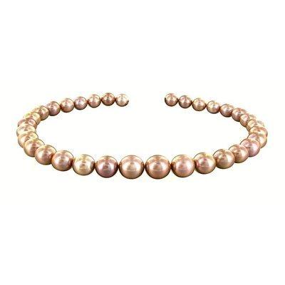 Perle Strang-Ming Pearl-Doré/multicolore