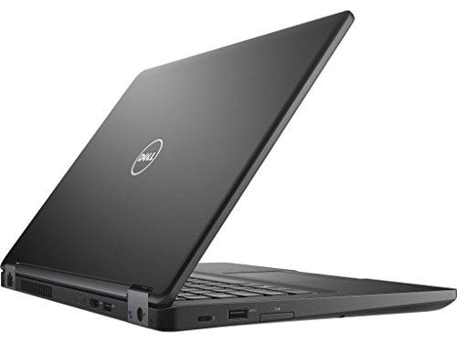 Dell Latitude 5480 14in Notebook, Full-HD Touchscreen, Intel Core i5-6300U Dual-Core, 16GB DDR4, 256GB Solid State Drive, 802.11ac, Backlit Keyboard, Bluetooth, Win10Pro (Renewed)