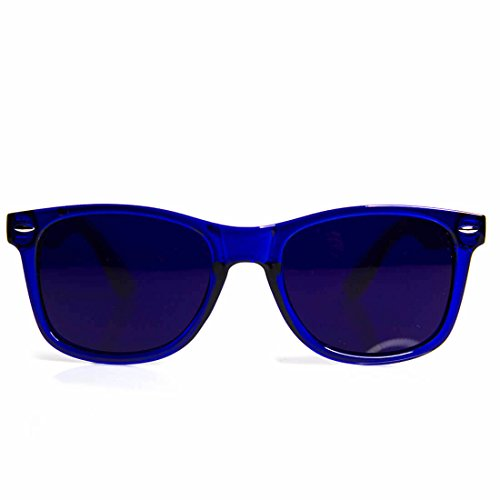 GloFX Indigo Color Therapy Glasses Chakra Glasses Relax - Sunglasses Relax