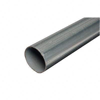 (Tapco 054-00036 Galvanized Steel Round Pole, 2-3/8