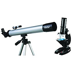 Vivitar Telescope And Microscope Combo for sale  Delivered anywhere in USA