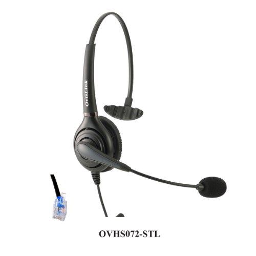 Ovislink Call Center Headset For Shoretel IP Phones