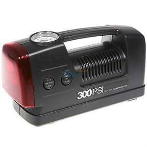 Coido-3301 300Psi Vehicle Boost Pump/Inflator/Tire Pressure Gauge