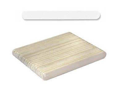 Disposable Mini Nail File 80/80 grit - 50 pcs per pack (1) $0.11 cent each (Mini Nail File Pack)