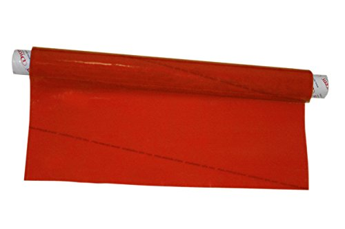 Dycem Non-Slip Material - 16'' x 3.25' Roll (Red) by Dycem