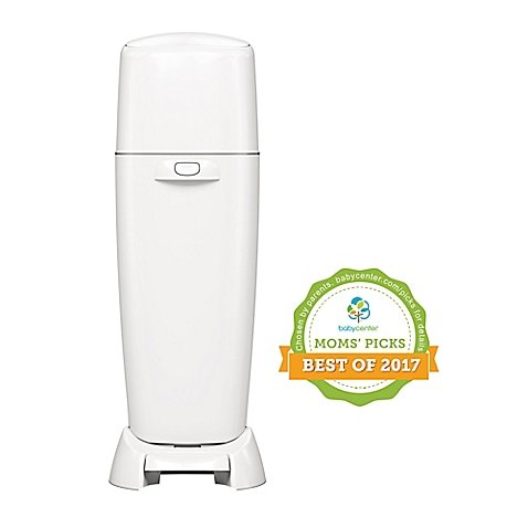 Playtex Baby™ Diaper Genie® X3000404 Complete Diaper Pail in White, Includes Carbon Filter Helps Fight Odors by Playtex Baby