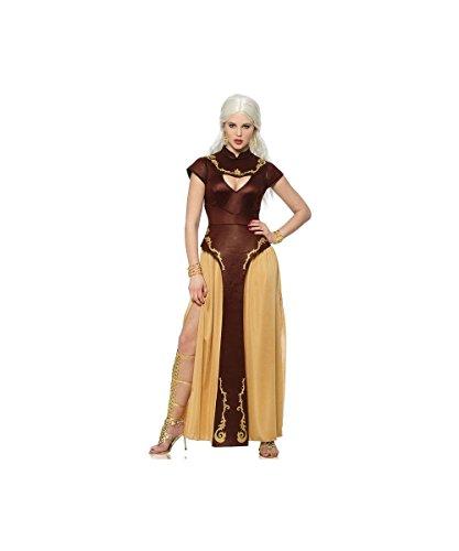 Womens Barbarian Warrior Fantasy Costume sz Small 4-6