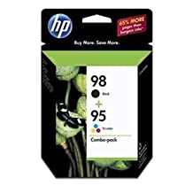 HP Consumables, 95/98 Inkjet Print Cartridge (Catalog Category: Printers- Ink...