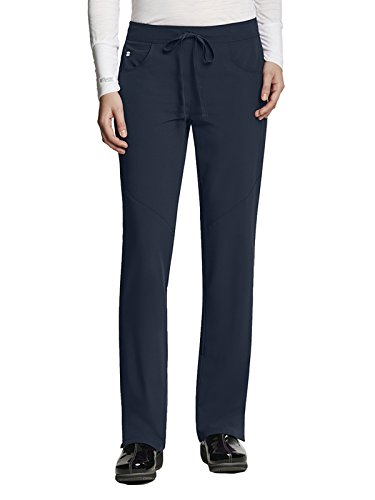 Grey's Anatomy Signature 2210 Drawstring Pant Graphite S Tall - Signature Drawstring Pants