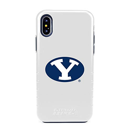 Guard Dog BYU Cougars Hybrid Case for iPhone X/Xs - ()