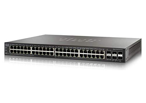 Cisco SG350X-48P Stackable Managed